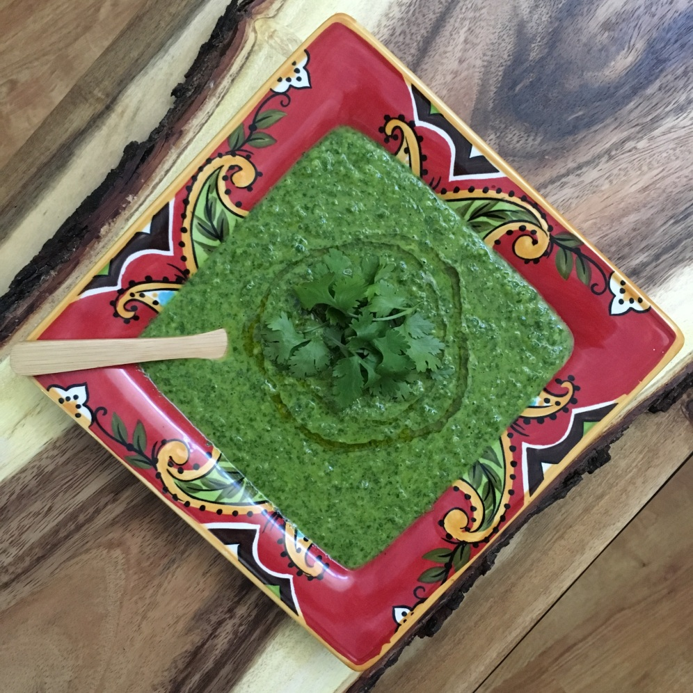 Our World Famous Green Sauce