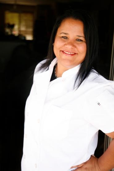 Chef Janette Gomez