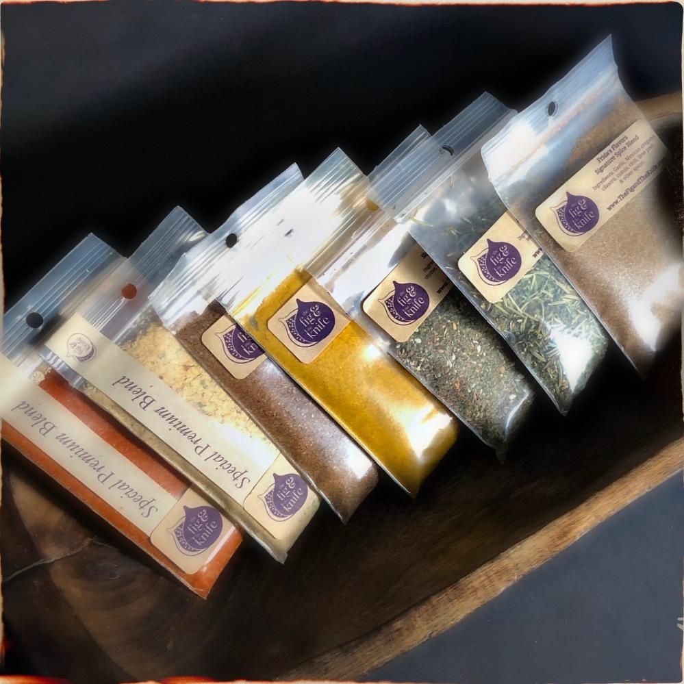 Seasonal Spice Collection