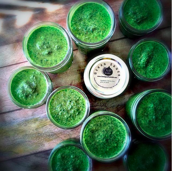 Our Signature Green Sauce