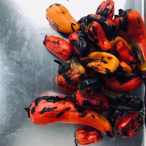 Medley of Seasonal Peppers