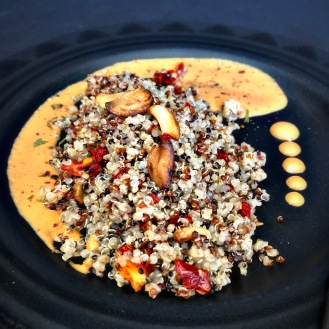 Quinoa & Sunset Sauce Base