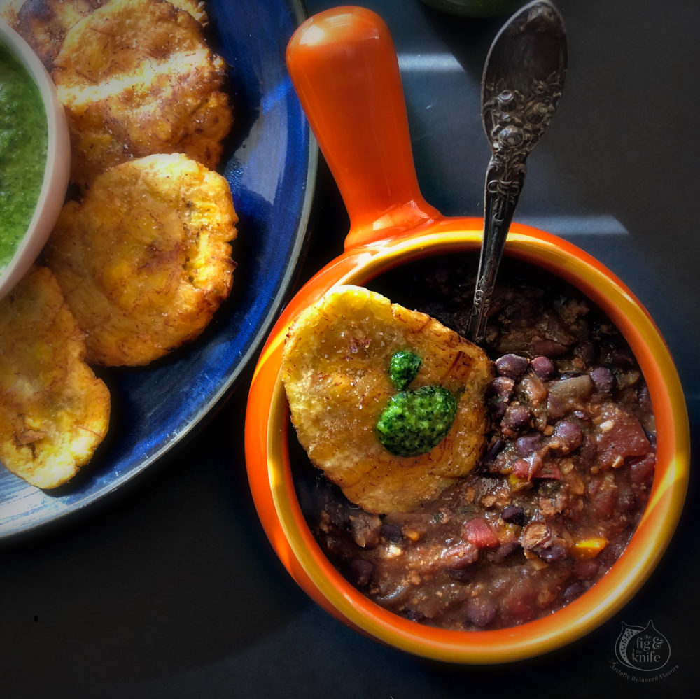 Cuban Black Bean Chili_5414