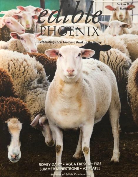 Edible Phoenix Summer 2019