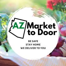 AZ Market To Door, Instagram